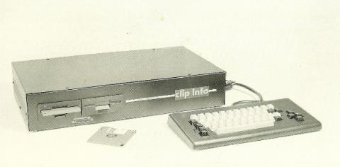 ordinateur Clip Info de Syrel Industrie