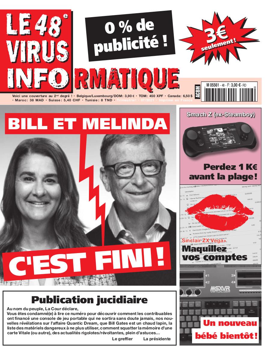 Le Virus Informatique 48